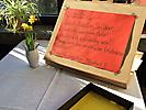 Schreibwerkstatt: Steckbriefe